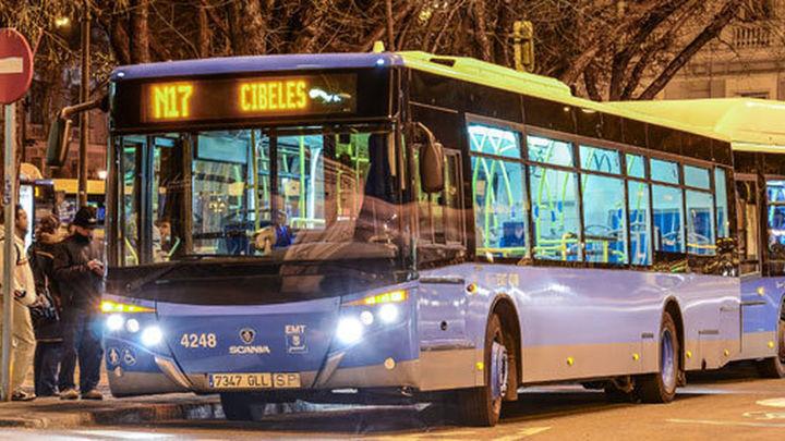 Horarios especiales de Navidad en los transportes públicos
