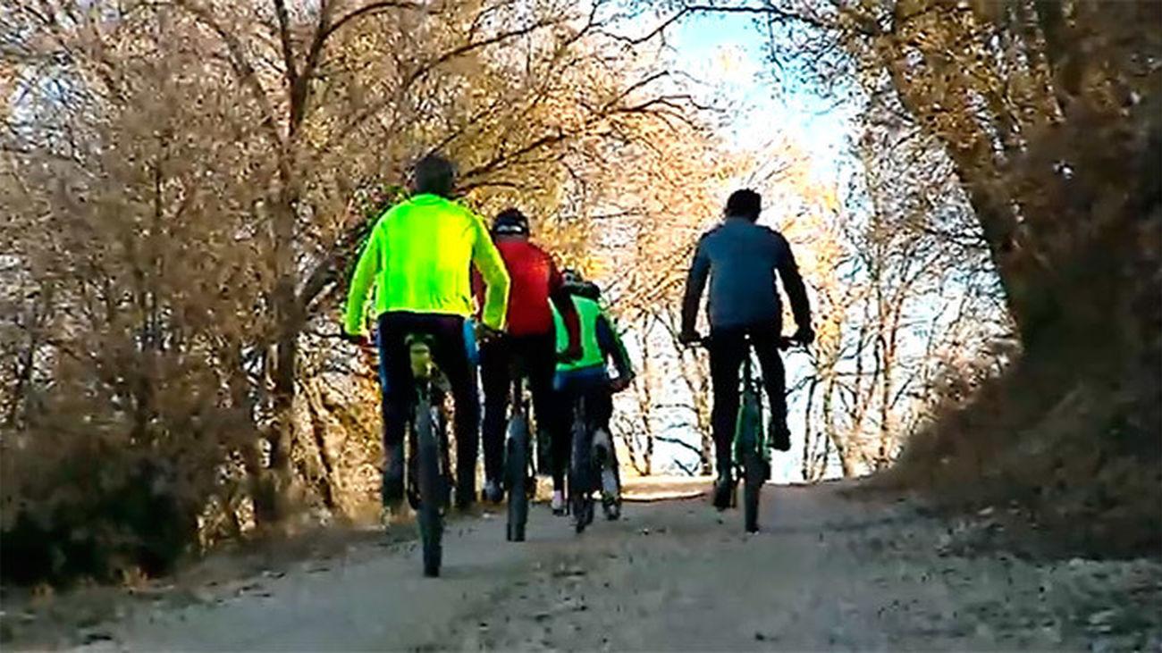 Pezuela de las Torres: Rutas en bici