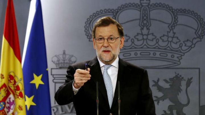 """Rajoy aboga por un Gobierno de """"amplio apoyo"""" que dé confianza y estabilidad"""