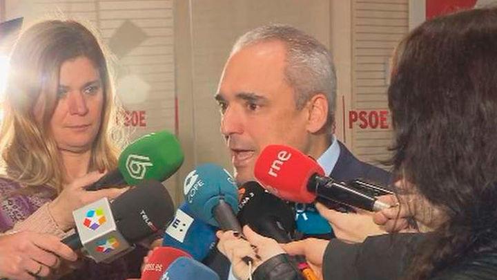 """Ferraz insiste en formar un """"Gobierno del cambio"""" que pasaría por pactar con Podemos"""