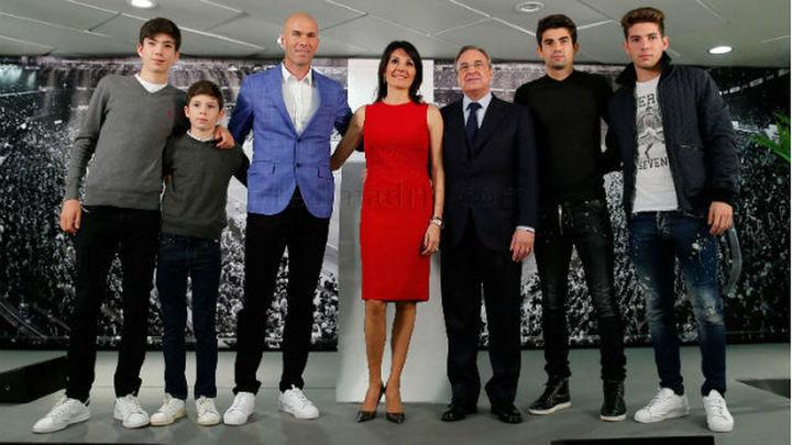 El Real Madrid despide a Benítez y se encomienda a Zidane