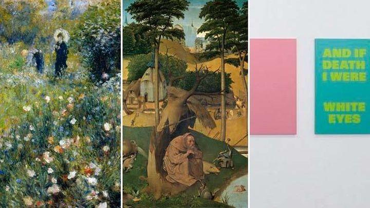 Renoir, El Bosco o Rémy Zaugg, apuestas de los museos madrileños para 2016