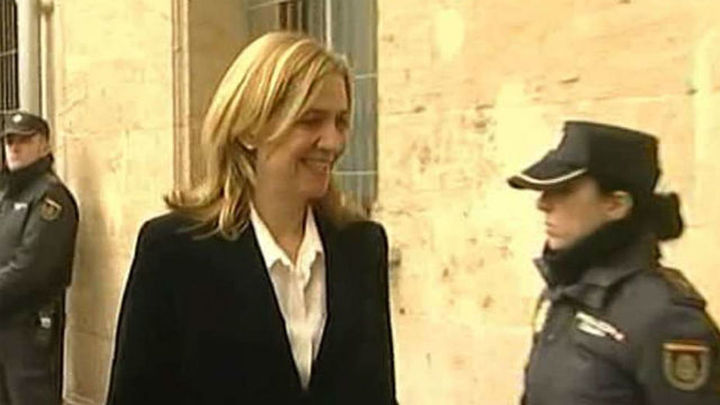 Todo listo en Palma para que empiece el juicio del caso Nóos