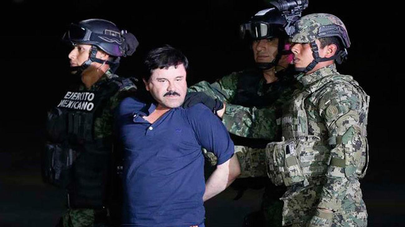 """""""El Chapo"""" Guzmán defiende que su extradición de México a EE.UU. fue ilegal"""