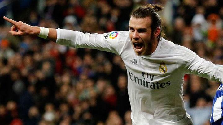 5-0. Zidane devuelve la alegría al Madrid