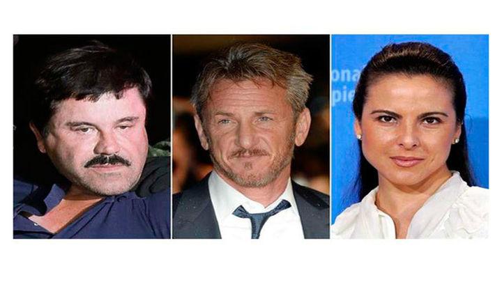 Una entrevista de Sean Penn al 'Chapo' ayudó a dar con su paradero, dice la fiscalía