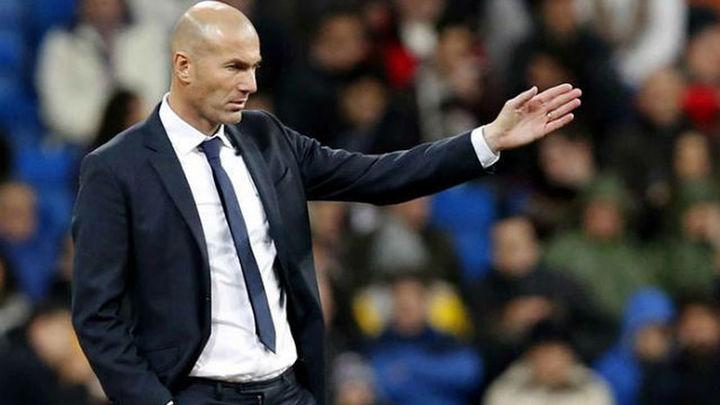 """Zidane: """"Lo que más me ha gustado es la actitud el equipo"""""""