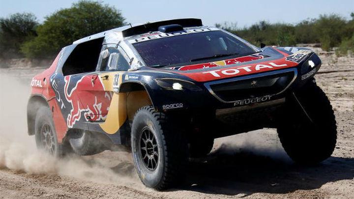 Sainz acaricia su segundo Dakar a falta de una jornada