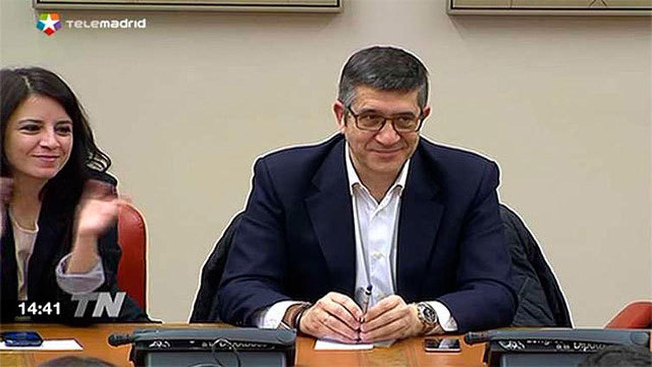 Patxi López será presidente del Congreso