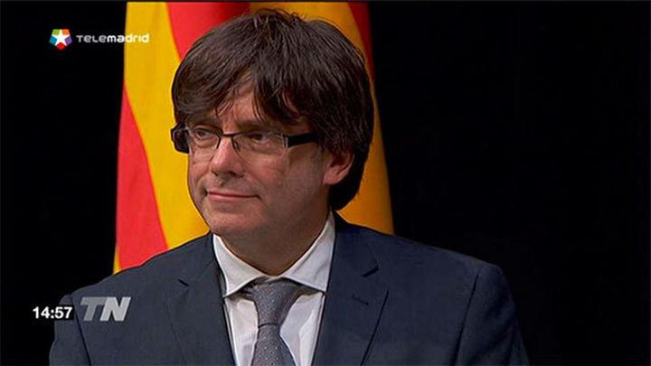 La promesa de Puigdemont en manos de la Abogacía del Estado