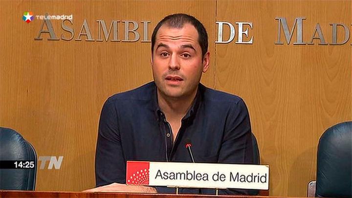 Aguado quiere cambiar la gestión y financiación del transporte público madrileño