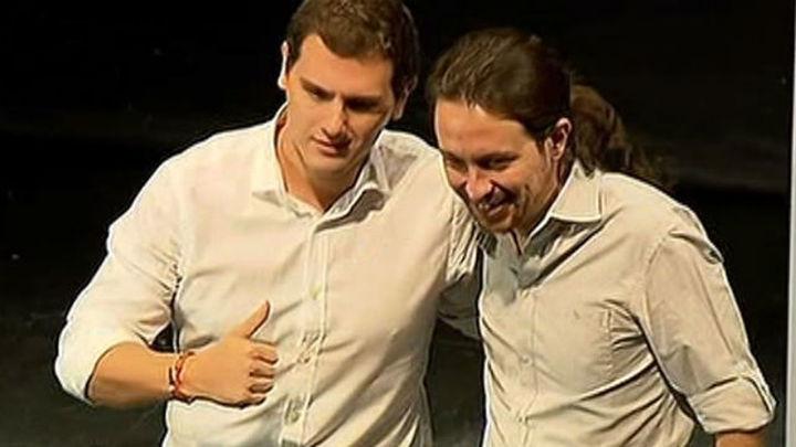 Rivera invita a Pablo Iglesias a explicar si Podemos recibió dinero de Irán