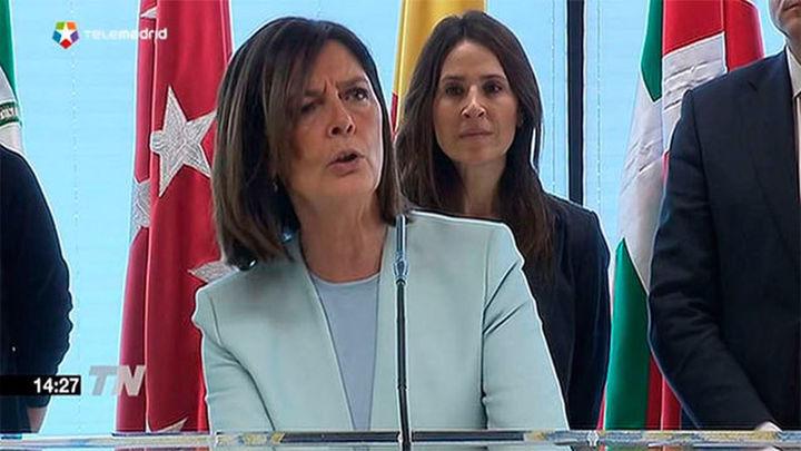 Asturias preside la Conferencia de Parlamentos Autonómicas