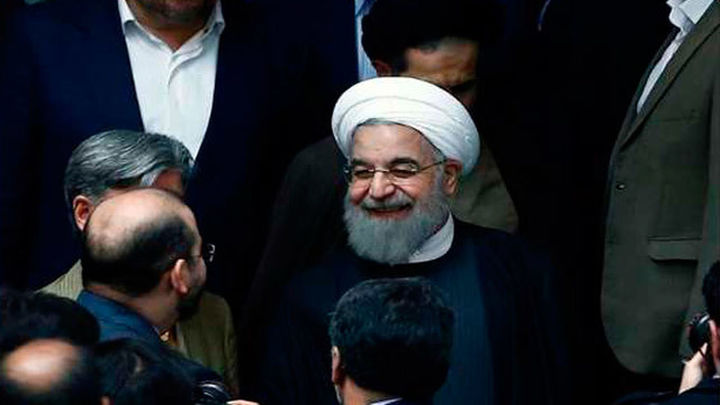"""Rohaní: """"Irán abrió un nuevo capítulo en sus relaciones con el mundo"""""""