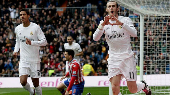 5-1. El Real Madrid de Zidane y la BBC prolongan su idilio