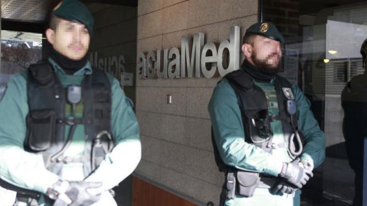 A prisión los 13 detenidos por el caso Acuamed, 8 de ellos bajo fianza