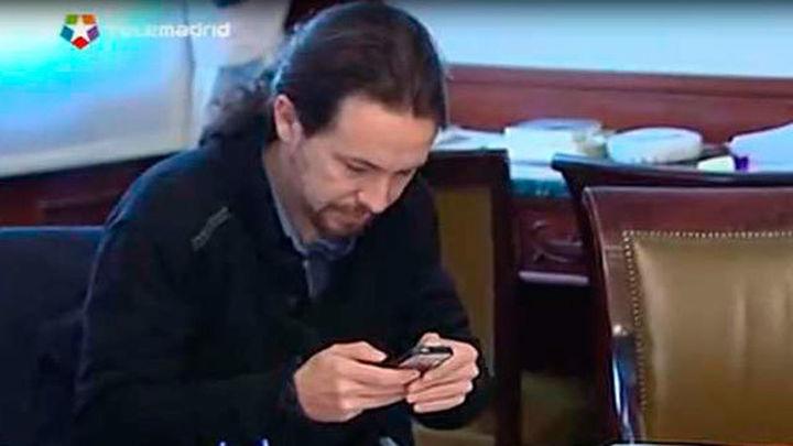 El telefóno de Pablo Iglesias está a nombre de Mahmmoud Alizadeh Azinimi