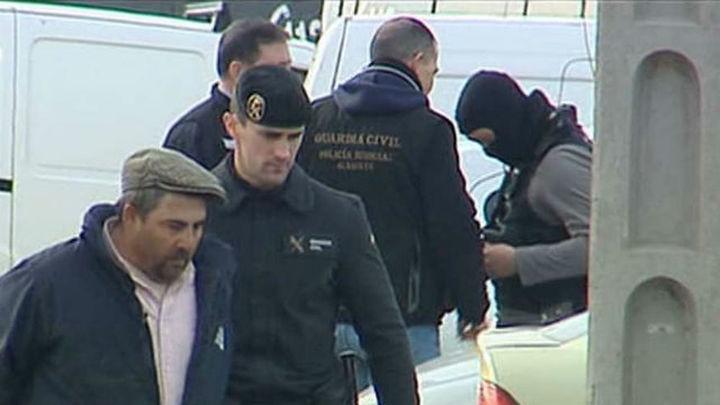 Al menos 40 detenidos en una operación en el Gallinero por robo de cable en Albacete