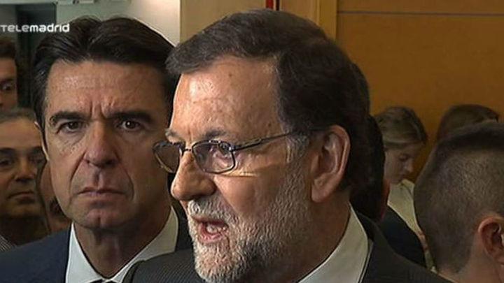"""Rajoy responde a Sánchez: """"Desde el sectarismo y la negación a hablar no se construye nada"""""""