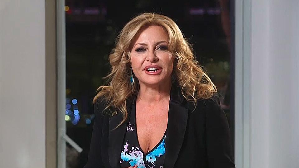 Cristina Tárrega presenta Contigo quería yo hablar