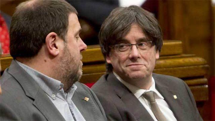 El gobierno catalán incluye en su Presupuesto 5,8 millones para un referéndum independentista