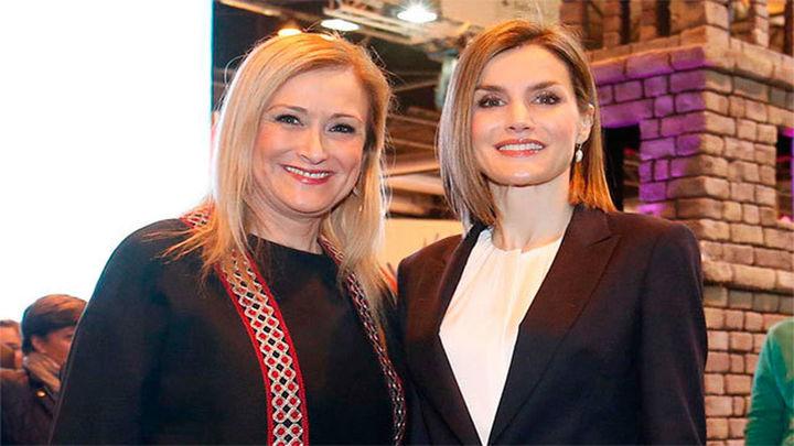 La Reina Letizia inaugura en IFEMA la edición 36 de FITUR