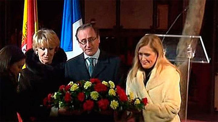 El PP de Madrid homenajea a Ordóñez en el XXI aniversario de su asesinato