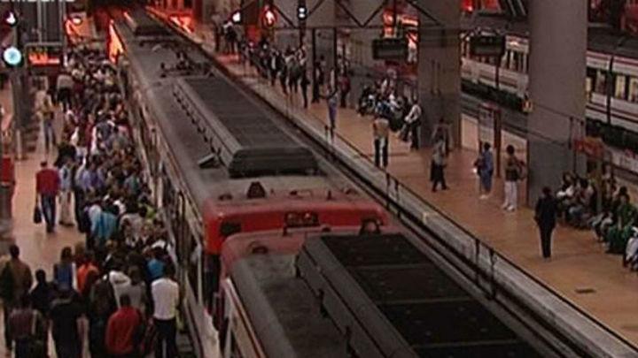 Un robo de cable en Alcalá provoca demoras en las líneas C7 y C2 de Cercanías
