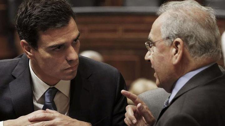 Alfonso Guerra sugiere al PSOE abstenerse en favor de Rajoy