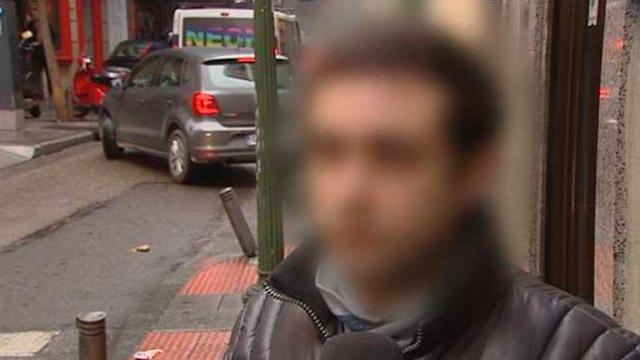 Concentración en la Puerta del Sol por el repunte de las agresiones en Madrid