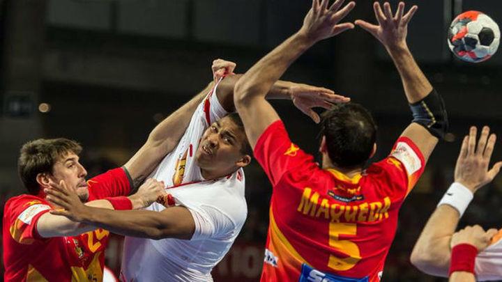 23-27. España pierde con Dinamarca y se complica el Europeo