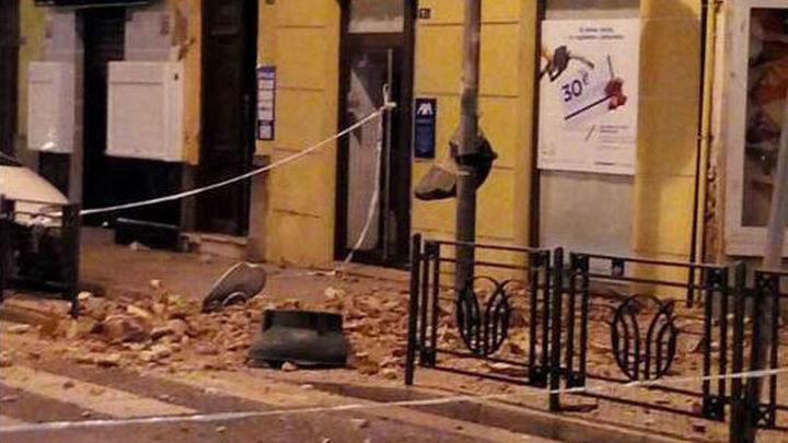Un niño muerto en Marruecos y 26 heridos leves en Melilla por el terremoto