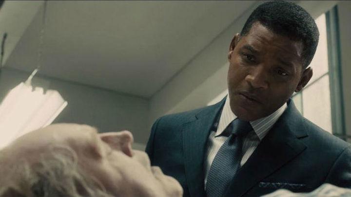 Will Smith presenta en Madrid el thriller dramático 'La verdad duele'