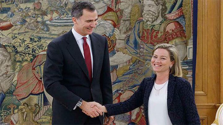Coalición Canaria plantea al Rey nuevas elecciones sin debate de investidura previo
