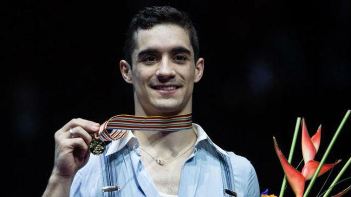 Javier Fdez, Beitia, Muguruza e Iniesta, Premios Nacionales del Deporte 2015