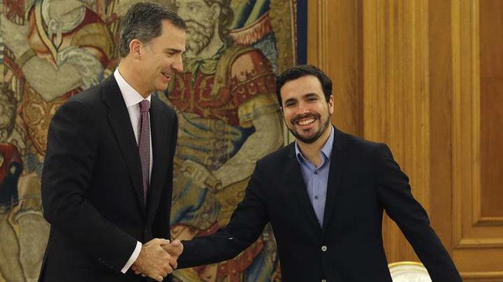 Garzón urge a PSOE a hablar con Podemos y evitar que el bloqueo se eternice