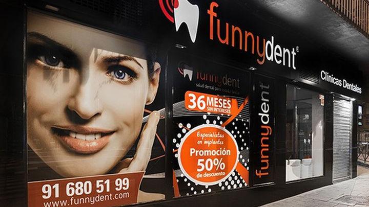 Funnydent reabrirá escalonadamente este mes sus clínicas dentales en Madrid