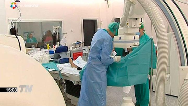 Cardiólogos del Puerta de Hierro implantan un marcapasos sin cables