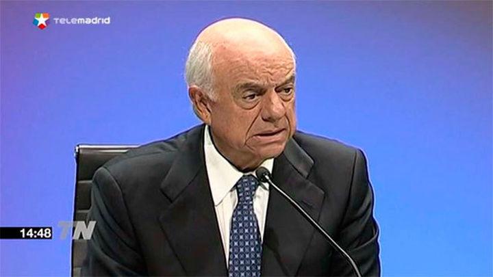El juez del 'caso Villarejo' imputa a Francisco González, expresidente del BBVA