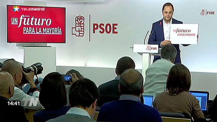 El PSOE preguntará a la militancia por los pactos sin citar a ningún partido