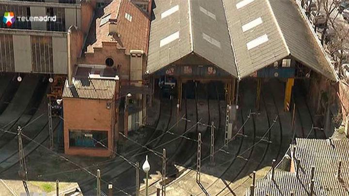 El Ayuntamiento frena la construcción de viviendas en las cocheras de Cuatro Caminos