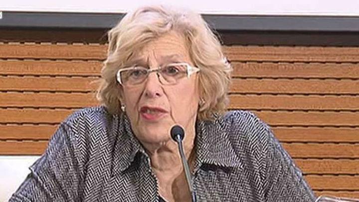 Una juez abre diligencias por la querella de Manos Limpias contra Carmena