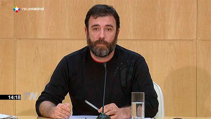 """Murgui dice que Ahora Madrid tiene el """"liderazgo claro"""" de Carmena"""