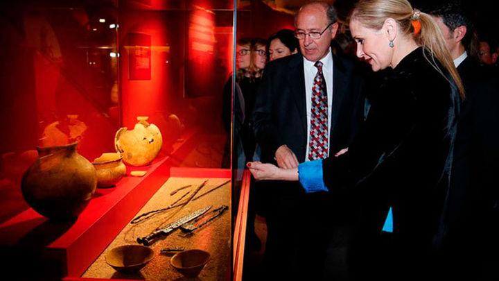 El Museo Arqueológico Regional acoge una exposición sobre los Espiciones