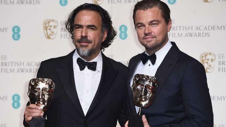 """Cinco premios Bafta para Iñárritu por """"El renacido"""""""