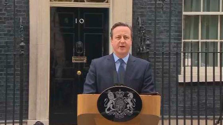 """Cameron alerta de que el referéndum será la """"decisión final"""" sobre la UE"""