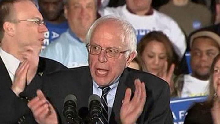 Trump dobla al segundo y Sanders saca más de 20 puntos a Clinton con el 89 %