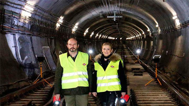 La línea 1 de Metro cerrará para su renovación del 21 de mayo al 30 de septiembre