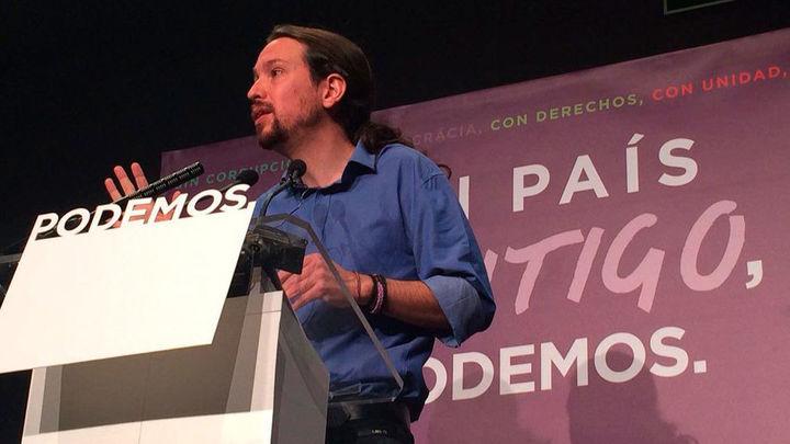 La Udef remite un informe al Tribunal de Cuentas sobre la financiación de Podemos