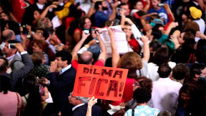 El presidente interino de la Cámara Baja anula el trámite de juicio a Rousseff